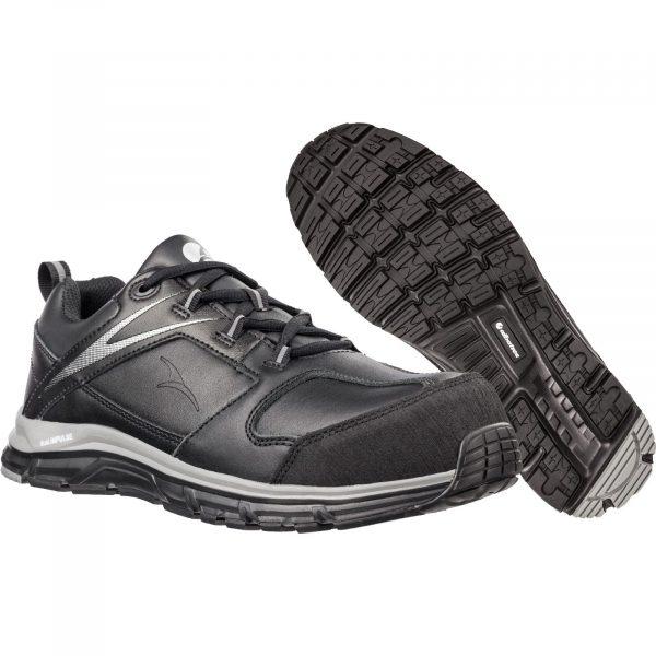 VIGOR IMPULSE Black Shoe-8361