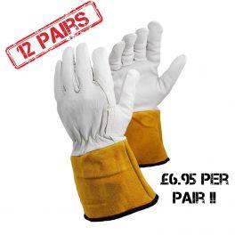 LRI-9005 TIG Welding Glove - 12 Pairs-0