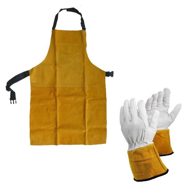 Weldiers Apron and Glove Pack-0