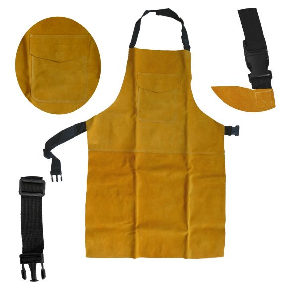 Weldiers Apron and Glove Pack-8680