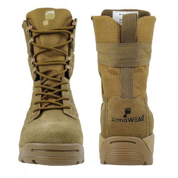 ArmaWEAR COYOTE Desert Patrol Boot-9229