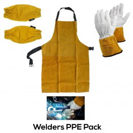 Weldiers Apron Glove and Sleeve Pack-0