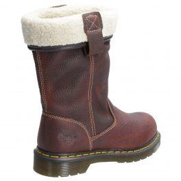 BELSAY Ladies Fur-Top Safety Boot-9169