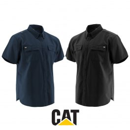 CAT 1610016 Short Sleeve Shirt-0