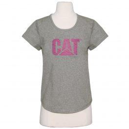 CAT 1510368 Ladies Tee -0
