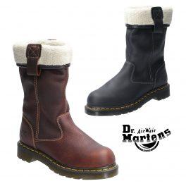 BELSAY Ladies Fur-Top Safety Boot-0