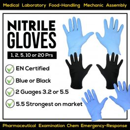 Disposable Gloves (Pairs)-0