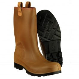 RIG AIR C462743FL Lined Rigger Wellie-9800