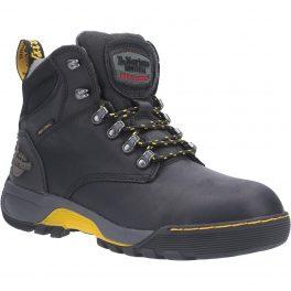 DM RIDGE Safety Boot BLACK-0