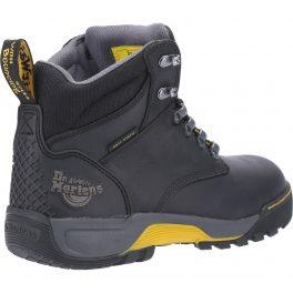 DM RIDGE Safety Boot BLACK-9720