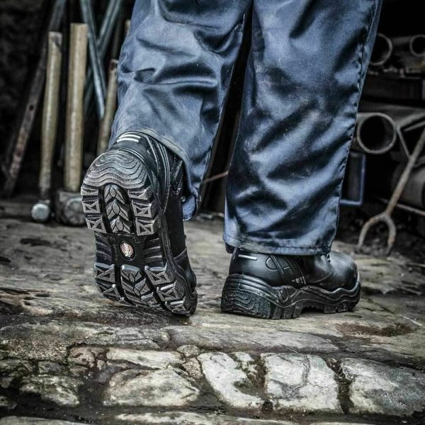 Dickies QUEBEC Unlined Safety Boots - FD23376-9772