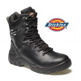 Dickies QUEBEC Lined Safety Boots - FD23375-0