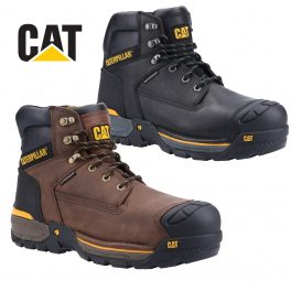 EXCAVATOR Lace Up Safety Hiker-0