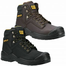 STRIVER S3 Safety Boot with Bump-Cap-0