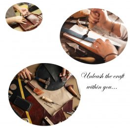 Craft Leather Sections-9830